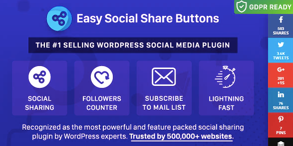 Best Social Sharing Plugins For Wordpress 10