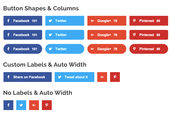Best Social Sharing Plugins For Wordpress 4