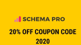 Schema Pro Coupon Code: 2020 Deals and Discount Flat 30% Off On All Plans