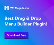 WP Mega Menu Coupon Codes 2020: Flat 20% OFF
